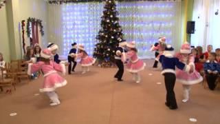 """Танец """"Потолок ледяной"""" (старшая группа) д/с №306 Одесса"""