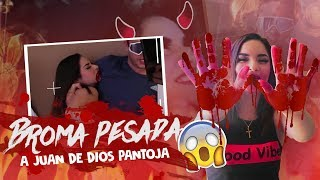 BROMA MUY PESADA A JUAN DE DIOS PANTOJA 😈 Kimberly Loaiza thumbnail