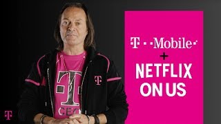 #UncarrierNEXT: T-Mobile Now Includes Netflix On Us
