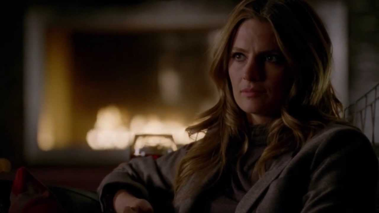 1. Beckett Teases Castle at the End of the Pilot Flowers for Your Grave