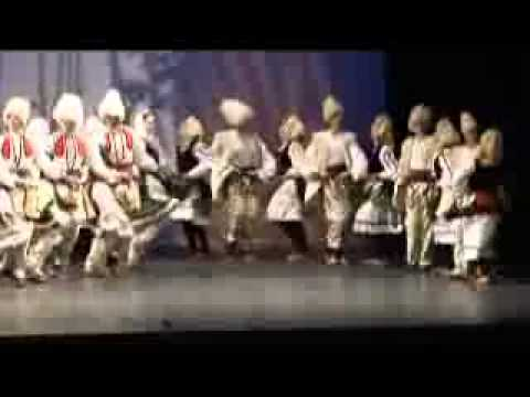 Academy of Serbian Folk Dancing Bata Marcetic 2007 Annual Concert