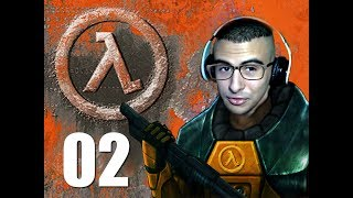 They said nothig will go wrong  Let's Play Half life Part 2