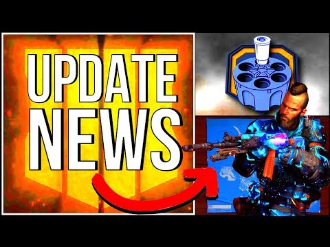 BO4 NEUES UPDATE 1.13 ALLE INFOS! NEUE Waffen, NEUER Modus, Waffenpatch Kommen!