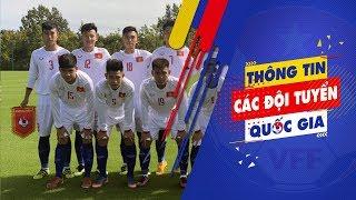 U17 Việt Nam tranh hạng Ba với U17 Thái Lan tại Jenesys 2018   VFF Channel