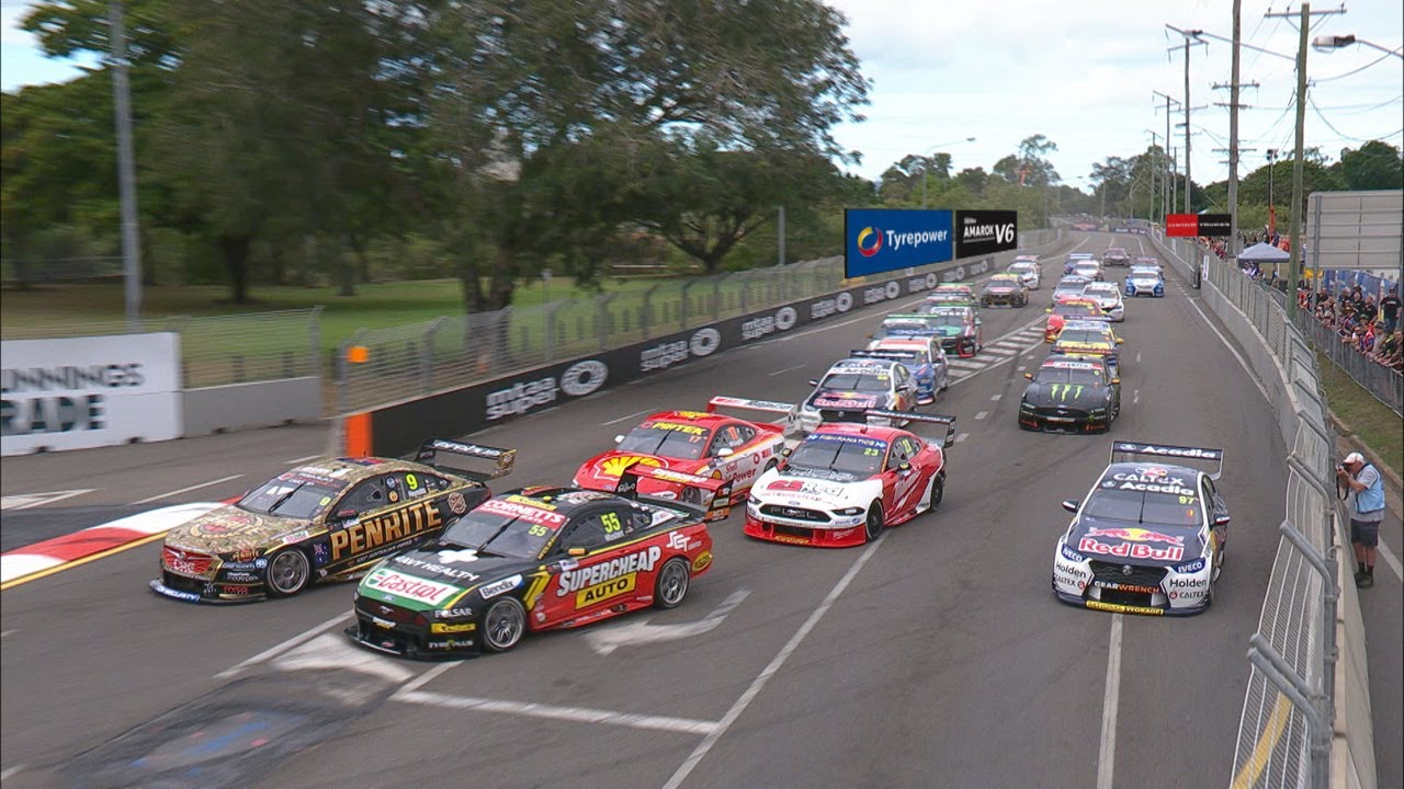 Highlights Race 17 2019 Watpac Townsville 400 Youtube