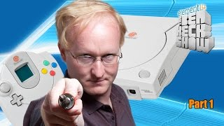 Ben Heck's Dreamcast Portable Part 1