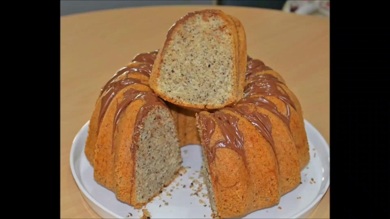 Sunger gibi dokusuyla nefis findikli kek