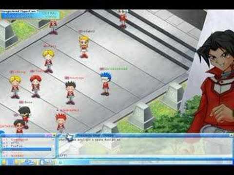 Yu-gi-oh online duel Evolution
