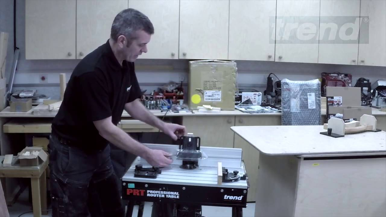 Demonstrating the trend prt professional router table youtube demonstrating the trend prt professional router table greentooth Image collections