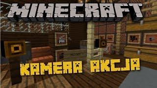 Minecraft: Kamera, akcja!