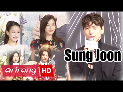 [Showbiz Korea] Ko So-young, Sung Joon Interview (고소영, 성준 인터뷰)