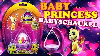 Safiras ™ Baby Princess Zubehör - Baby Schaukel - Unboxing & Vorstellung