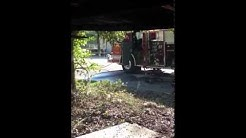 Fruitland Park Fire Department Structure Fire-Shed Gardenia Dr. 3/15/2013