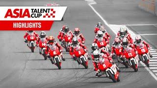 Idemitsu ATC - Round 2 - Race 1 – Chang International Circuit