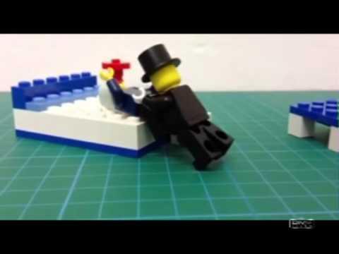 Lesbians and Lego Sex!!