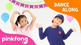 Looby Loo | Dance Along | Pinkfong Songs for Children
