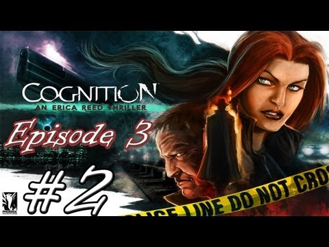 Cognition Episode 3: The Oracle Gameplay Walkthrough Part 2 - The Future in the Past