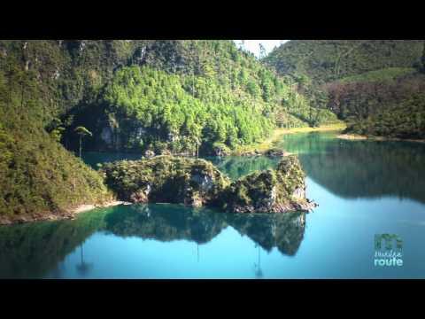 Lagunas de Montebello, Chiapas, The Mayan Route