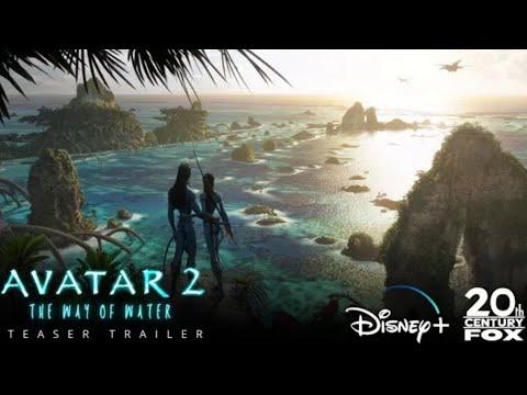 AVATAR 2 (2022) Teaser Trailer | 20th Century Fox | Disney