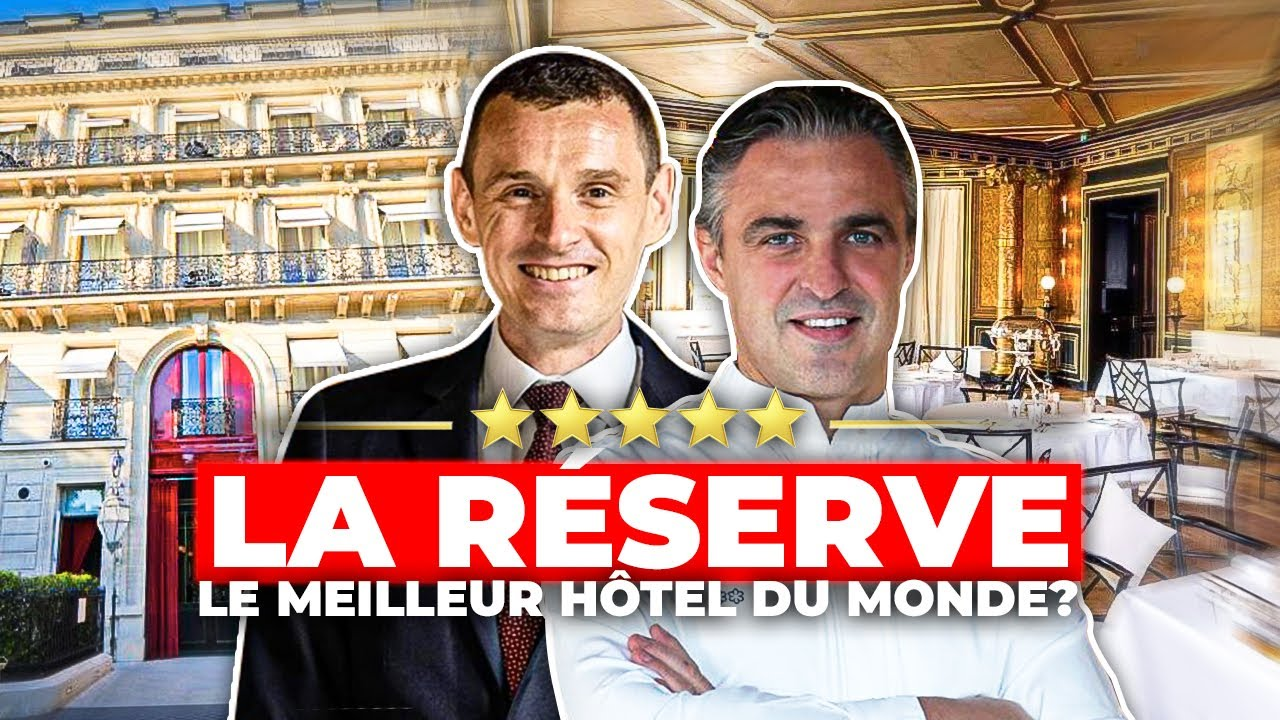 Download Le meilleur hôtel du monde est-il français ?