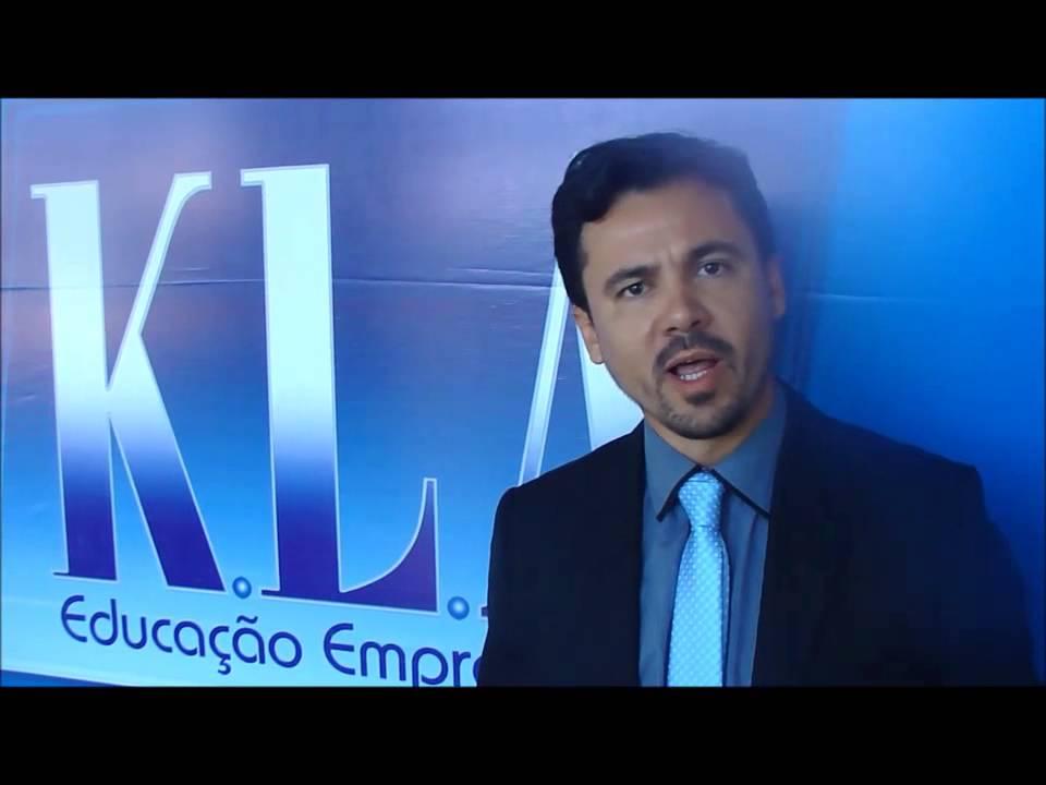 Diretor Da Kla Recomenda Palestra De Vendas Do Palestrante De Vendas André Ortiz