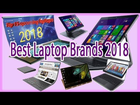 Best Laptop 2018