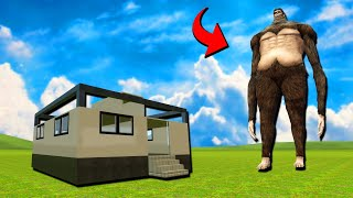 Beast Titan Vs บ้าน