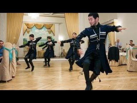 Лезгинка Кавказская. Лучшие танцоры и исполнение!