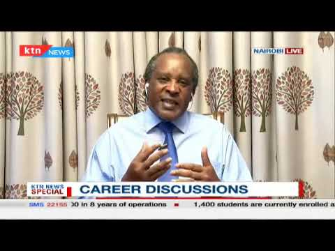 Riara University career discussion | KTN News Special