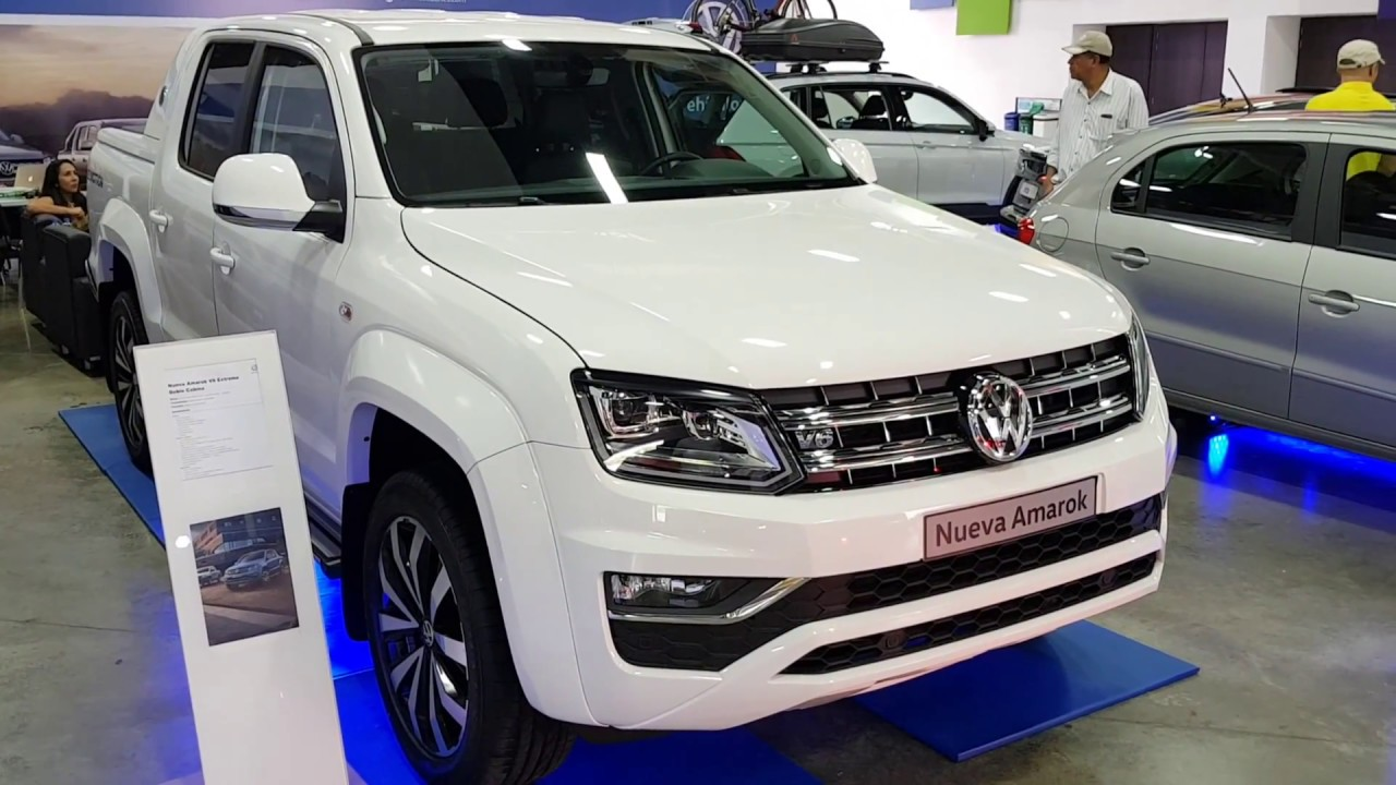 Volkswagen Amarok 2019 - YouTube