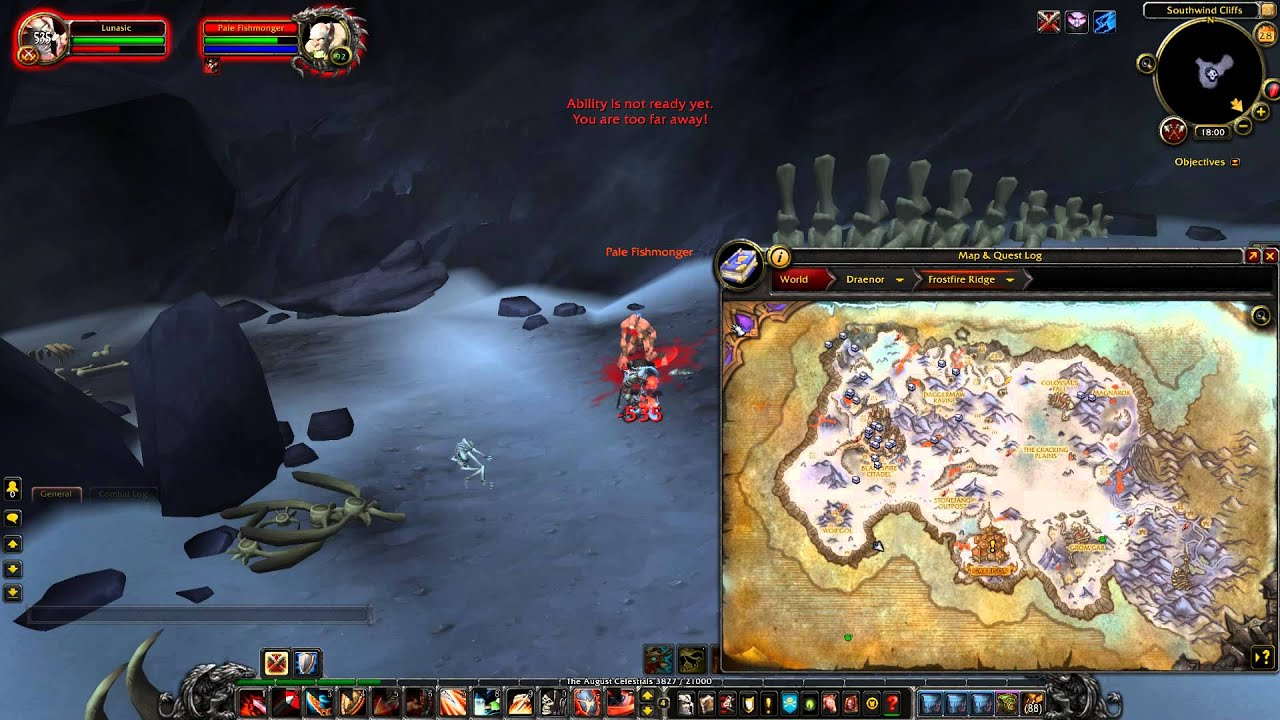 20 Frostfire Ridge World Of Warcraft Pictures And Ideas On Meta