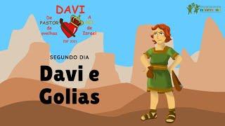 EBF 2021 - Segundo Dia - Davi e Golias