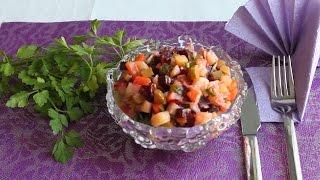 Винегрет овощной витаминный