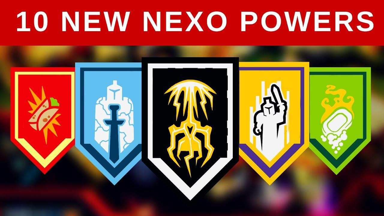 how to get nexo powers
