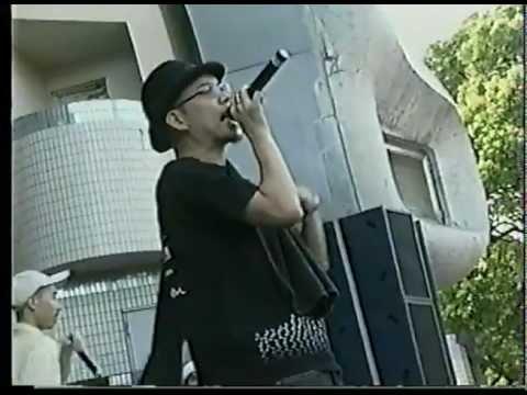 B-BOY PARK 2000 宇多丸
