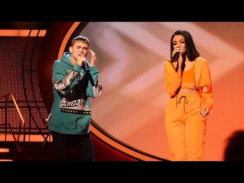 Felix Sandman & Kadiatou: Hurt Somebody – Noah Kahan Julia Michaels – Idol 20… - Idol Sverige TV4