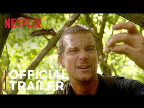 You vs. Wild | Interactive Series ft. Bear Grylls | Official Trailer | Netflix