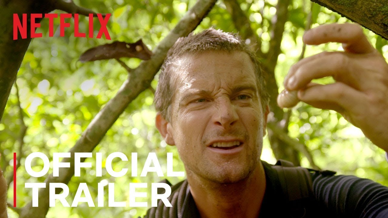 f149b6ccb [WATCH] 'You Vs. Wild' Trailer: Bear Grylls Is In Peril; Will You Save Him?  – Deadline