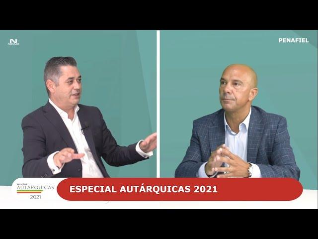 Especial Eleições Autárquicas 2021 com Antonino de Sousa