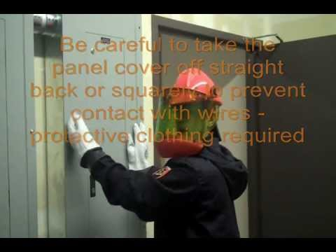 Live Electrical Panel Safety