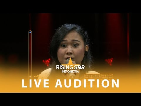 """Yolanda W F """"Rise Your Star""""   Live Audition 5   Rising Star Indonesia 2016"""