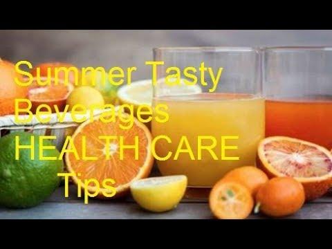 Summer Tasty Beverages HEALTH CARE tips herbal 2018 pakistan