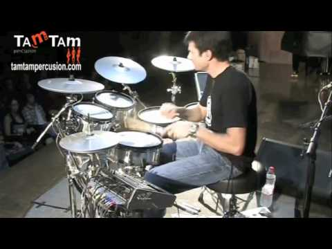 Johnny Rabb Drum Solo Part II en Tam Tam Percusion