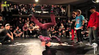 Most Awesome Bboy of 2011 | Wrap Up - Part Two