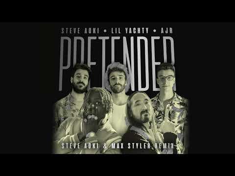 Steve Aoki - Pretender feat. Lil Yachty & AJR (Steve Aoki & Max Styler Remix) [Ultra Music]
