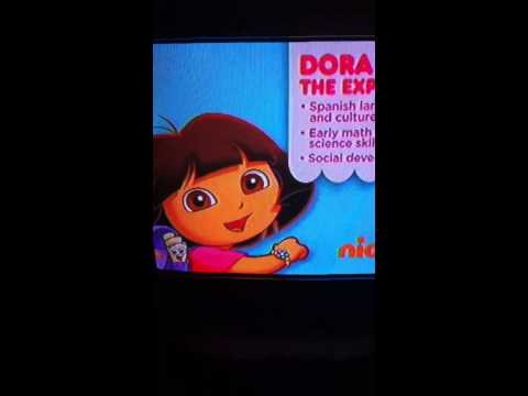 Dora the Explorer Introduction Learning