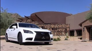 2013 Lexus LS & F Sport First Drive Review