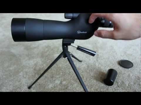 Firefield 20-60x60 Spotting Scope review