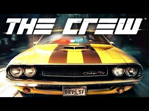 """""""IT'S LIKE IM IN THE FAST AND FURIOUS MOVIES"""" - [THE CREW - RANDOM PLAYS]"""