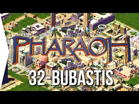 Pharaoh ► Mission 32 Bubastis - [1080p Widescreen] - Let's Play Game